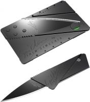 Cardsharp - knife. In case you are attacked by a group of assassins on the walk out to the valet.