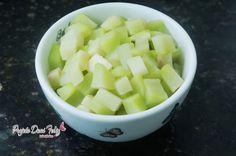 Dieta Dukan: Receita Abacaxi Fake - Fase Cruzeiro