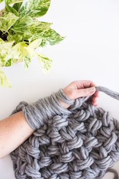 Did you know that roughly one third of women between the ages 25 of 35 now knit or crochet? This month, Apartment Therapy teamed up with a bunch of talented knitters — like KOEL Magazine and Flax & Twine — to bring you a rich mix of informative posts about this useful and meditative craft, including resources and original patterns. If you've never picked up knitting needles before, this is a great time to start.