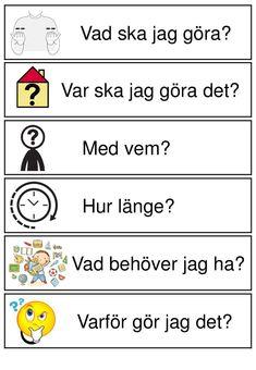 Swedish Language, Bra Hacks, Adhd And Autism, What I Need, Writing Prompts, Back To School, Preschool, Classroom, Teacher