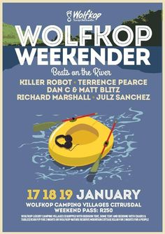 Wolfkop Weekender | Wolfkop Camping Villages | Cape Town | https://beatguide.me/cape-town/event/wolfkop-camping-villages-wolfkop-weekender-20140117