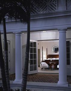 New Home Interior Design: New British Colonial ~ Jupiter, Florida