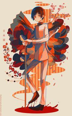 APH: Japan (1) by BlackStar1925.deviantart.com on @deviantART