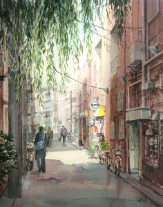 Takashi Akasaka - Alley Yokohama