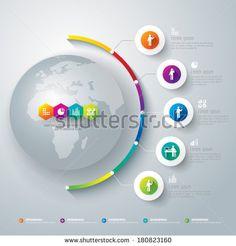 Infographic Photos et images de stock | Shutterstock