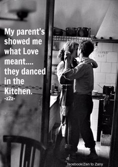 Miss dancing with my Pappie...