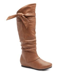 Love this Cognac Candies Boot $22.99