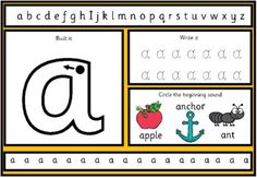 Phonics, Homework, Coloring, Let It Be, Teaching, Writing, Education, Being A Writer, Onderwijs