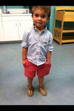 My little boy will have this outfit. Love love love !
