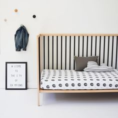 De 31 bedste billeder fra Indretning | Baby værelser