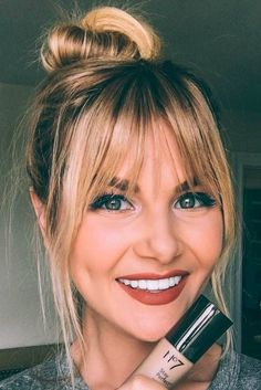 Hairstyles with bangs make every woman look amazing. See our collection of sexy hairstyles with bangs for every hair type.