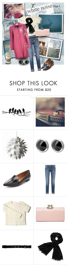 """""""White Noise"""" by mponte ❤ liked on Polyvore featuring Sense Of Space, Trilogy, Normann Copenhagen, Elope, Swarovski Crystallized, 3.1 Phillip Lim, Current/Elliott, Ted Baker, rag & bone and Tory Burch"""