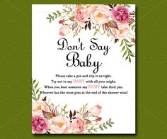 Cupcake Toppers Printable Baby Shower Pink Floral Bohemian Tribal ...