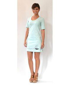 Artisan Tees - Boat Dress on American Apparel Blue Dresses, Dresses For Work, Women's Dresses, Dress Skirt, Shirt Dress, Custom Dresses, Summer Shirts, American Apparel, Clothes For Women