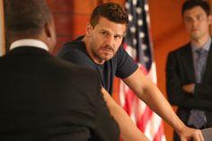 BuddyTV Slideshow | 'Bones' Season 10 Premiere Photos: Will Brennan Get Booth Out of Jail?