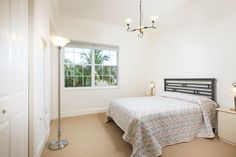 Third bedroom with lots of comfort for your guest and or family.