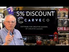 Carveco 5% discount across the board, Maker, Maker+ and Carveco