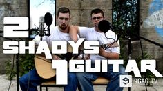"2 Guys One Guitar Does A Badass Cover Eminem's ""The Real Slim Shady"" - 9GAG.tv"
