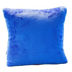 Plüss párnahuzat királykék 40 x 40 Throw Pillows, Products, Toss Pillows, Cushions, Decorative Pillows, Decor Pillows, Scatter Cushions, Gadget