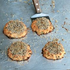 Walnut Crusted Salmon Cakes
