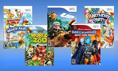 Groupon - $ 37.99 for a Kids' Wii Game Bundle  ($ 87.28 List Price). Free Shipping and Returns.. Groupon deal price: $37.99