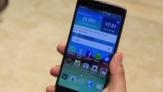 LG G Flex 2, estas son las primeras impresiones del nuevo teléfono curvo de LG  Fuente: http://andro4all.com/2015/03/lg-g-flex-2-primeras-impresiones