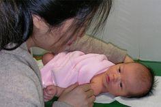 Fisioterapia respiratoria en niños