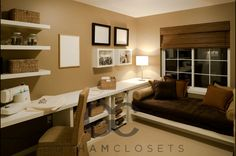 Home Office/Craft Rooms |