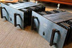 Mark Levinson Vintage Audio Gear: ML-2   Monophonic Class A Power Amplifier   25 W   1977 - 1986