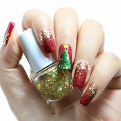 DIY-Tinselled-Nail-Art.jpg 1,028×1,028 pixels