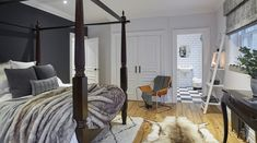 Grade II Listed Home, Hertfordshire |  Cherie Lee Interiors
