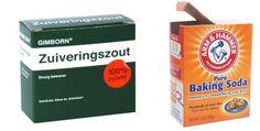 Article in Dutch: verschillende toepassingsmogelijkheden voor Baking Soda en adressen waar je het kunt kopen. Heel handig!