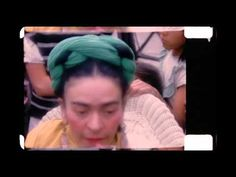 Unpublished rescued film of Frida Kahlo~Video via Museo Frida Kahlo. #frida