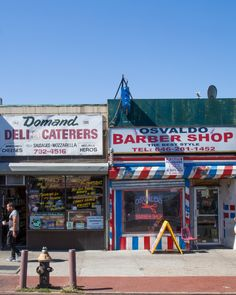 Newer businesses have replaced the Italian markets, soda fountains and butchers that thrived here three decades ago. (Photo: Devin Yalkin for The New York Times)