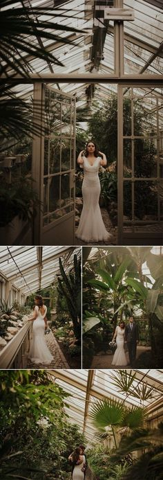 This wedding is a botanical dream | Monika Pavlovic Photography