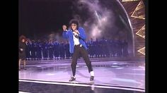 Michael Jackson - Man in the Mirror - 30th Annual Grammy Awards - March ...