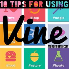Have you downloaded the Vine app yet? 10 Tips for Using Twitter's Vine App  Interesting blog post about Vine, which I think could be another interesting and beneficial social media tool for businesses and branding. #APSUcommchat
