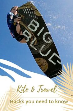 HACKS YOU NEED TO KNOW AS YOU KITE&TRAVEL#kitegirl #kitesurfing #kiteboarding #traveltips Kite Board, All Airlines, International Airlines, Front Deck, Sailing Outfit, Cheap Tickets, Kitesurfing, Public Transport, Packers
