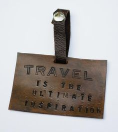 Inspiration Leather Luggage Tag Travel Set, Travel Style, Leather Luggage Tags, Travel Inspiration, Design Inspiration, Design Ideas, Travel Images, Needful Things, Business Quotes