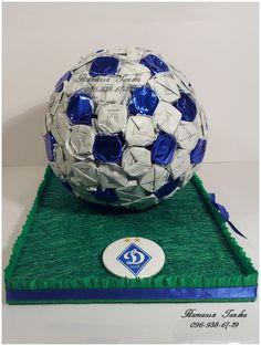 Мяч из конфет «Динамо - чемпион!»