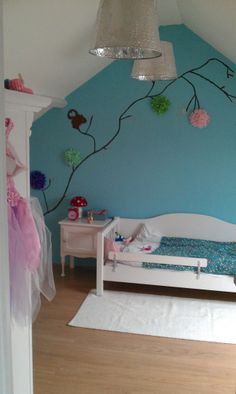 Babykamers op babybytes: Een-peuterkamer-voor-Roos