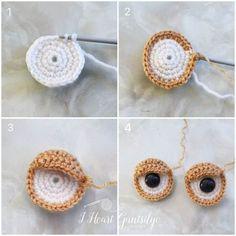 Crochet Baby Toys, Crochet Patterns Amigurumi, Amigurumi Doll, Crochet Animals, Crochet Dolls, Crochet Stitches, Baby Knitting, Knitting Patterns, Crochet Gifts