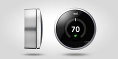 Nest - The Learning Thermostat by Eric Fields