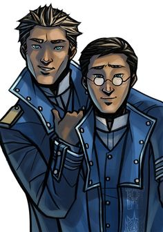 Adolin and Renarin Kholin - Stormlight Archive Wiki