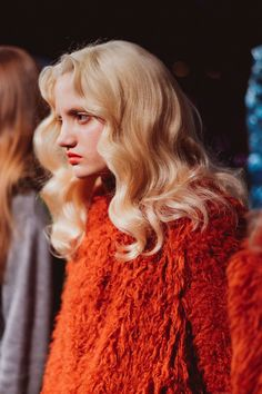 shrimps autumn/winter 15 - i-D Hair Day, Your Hair, Hair Inspo, Hair Inspiration, Editorial Hair, Sophia Webster, Dream Hair, Hair Looks, Pretty Hairstyles
