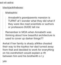 OH MY GODS THIS IS SUCH A GOOD THEORY