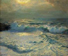 Your Paintings - Albert Julius Olsson paintings