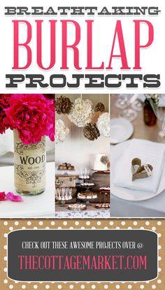 DO THIS!!!!!! COTTON AND BURLAP POMS... SO EASY!  http://sylvieliv.blogspot.com/2012/06/cotton-lace-pom-pom-tutorial.html