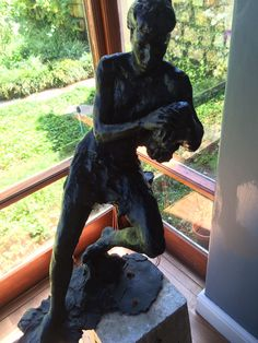 Bronze by Cobus Haupt