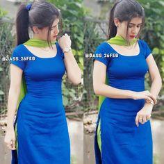 Punjabi Fashion, Indian Fashion, Women's Fashion, Beautiful Bollywood Actress, Beautiful Indian Actress, Punjabi Dress, Punjabi Suits, Churidar Designs, Beautiful Muslim Women